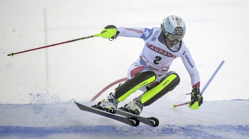 Ski alpin: Wendy Holdener 2e et Michelle Gisin 6e du slalom de Levi en Finlande, remporté par Shiffrin