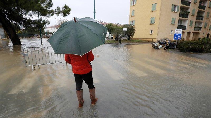 France: les inondations sur la Côte d'Azur font au moins quatre morts et de très importants dégâts