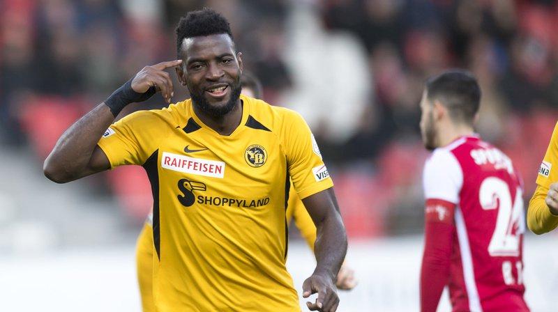 Super League: au terme d'un match explosif, le FC Sion s'incline contre Young Boys