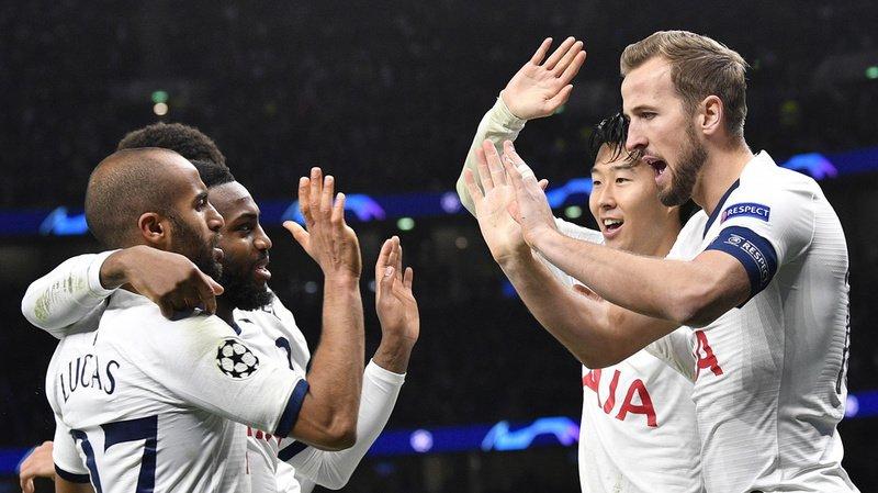 Football - Ligue des champions: le Real, Tottenham et Manchester City passent en 8es