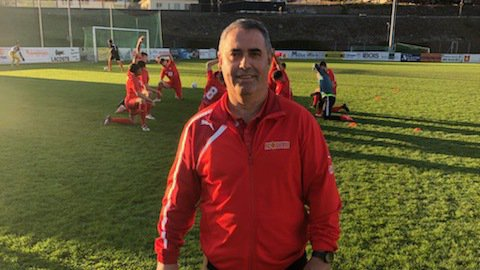 Pedro Pinto à la tête du FC Sierre II