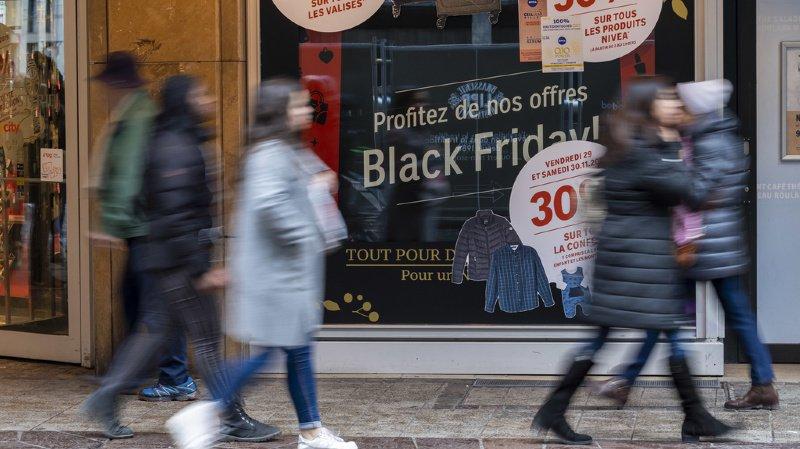 Black Friday: les centres commerciaux lui disent aussi merci