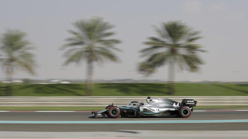 C'est la première pole pour Lewis Hamilton depuis l'Allemagne fin juillet.