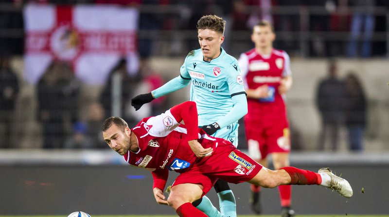 Super League: le FC Sion renoue enfin avec le succès