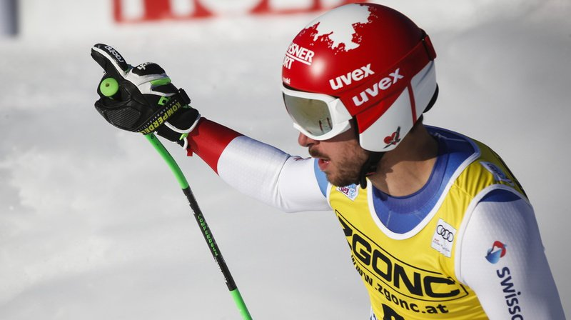 Ski alpin: Dressen s'impose en descente à Lake Louise, Feuz et Janka 3es