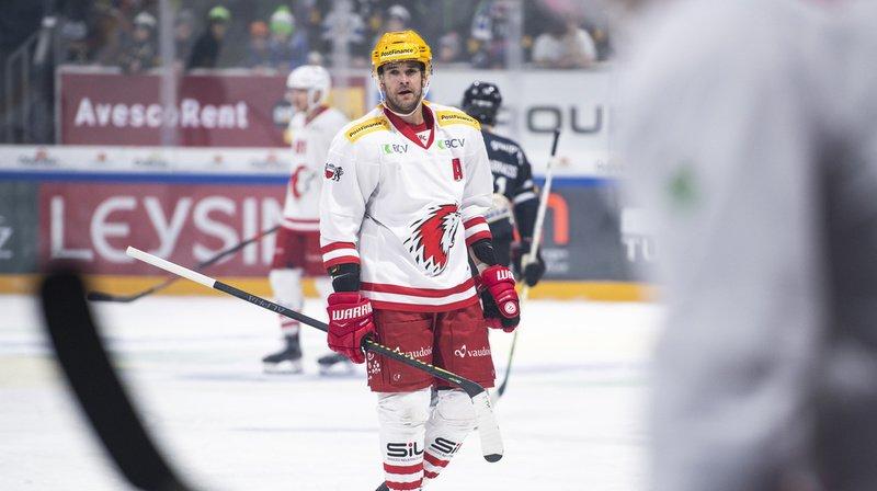 Le topscorer lausannois Dustin Jeffrey n'aura pas suffi à ce que son équipe remporte le match face à Fribourg-Gotteron. Les Lausannois ont perdu 3-2.