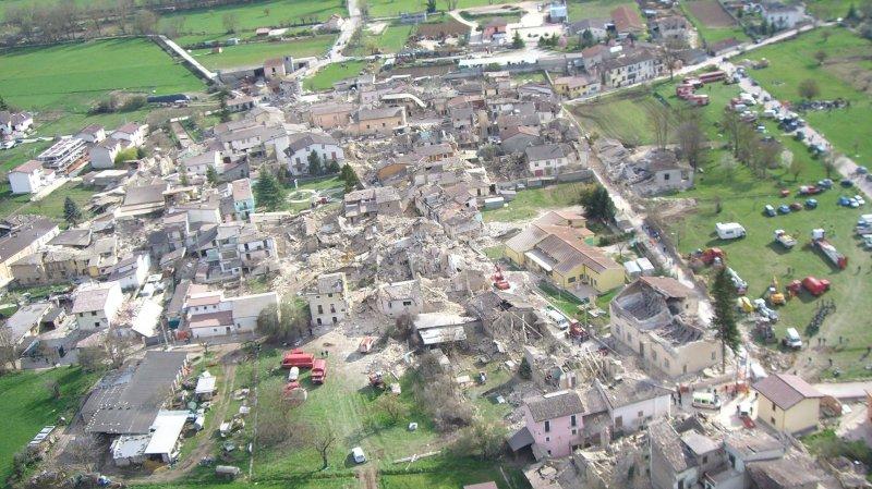 Tremblement de terre en Valais, un scénario à dix milliards