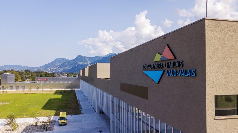 L'Hôpital Riviera-Chablais va commencer son emménagement
