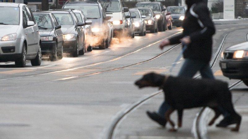 Journées courtes et obscurité: 50% d'accidentés en plus pour les deux-roues et les piétons