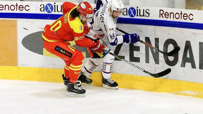Hockey: Sierre est reçu cinq sur cinq devant son public