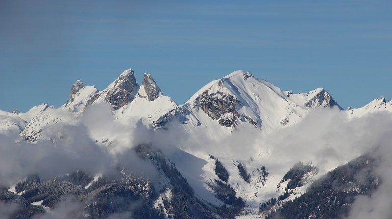Vouvry: en quête de dons pour une nouvelle croix au sommet du Grammont