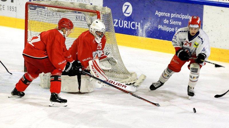 Jan Wismer et Thibaud Bernazzi n'avaient plus perdu depuis quatre mois, matchs de préparation compris.