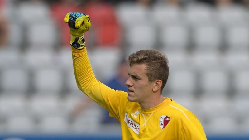Football: Anton Mitryushkin quitte le FC Sion au 30juin