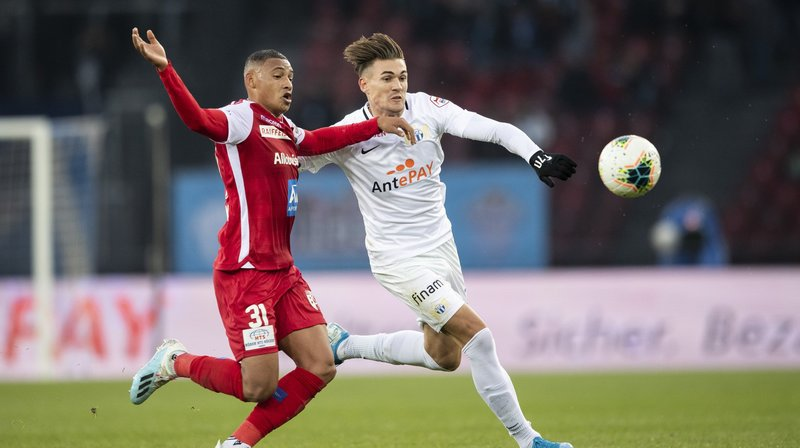 Les trois points du match Zurich – Sion