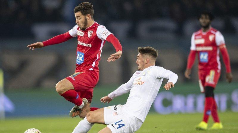 Les notes des joueurs du FC Sion lors du match contre Zurich