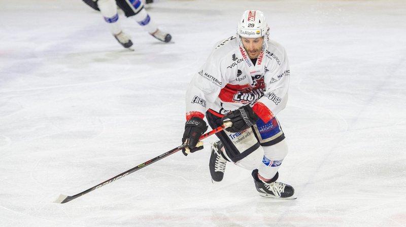 Hockey: Viège perd le contact avec les deux équipes de tête