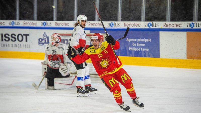 Hockey: les cinq bonnes raisons d'assister au troisième derby entre Sierre et Viège