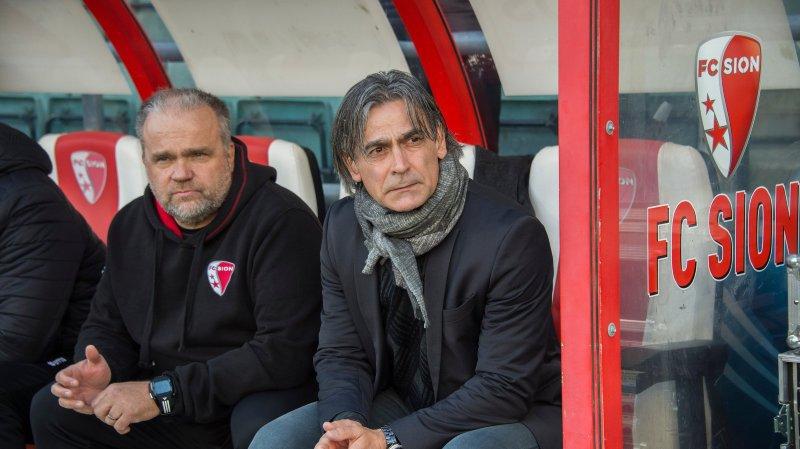 FC Sion: Christian Zermatten est appelé comme adjoint de Stéphane Henchoz