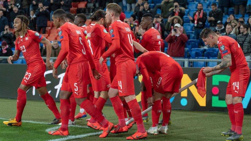 Euro 2020: nos consultants réagissent et analysent le groupe de la Suisse