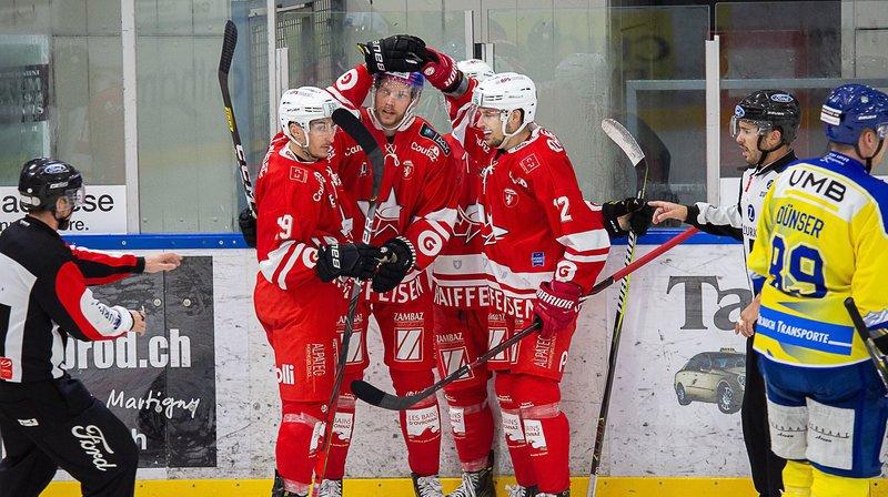 Hockey: le HCV Martigny fête, durant deux jours, 80 ans de hockey