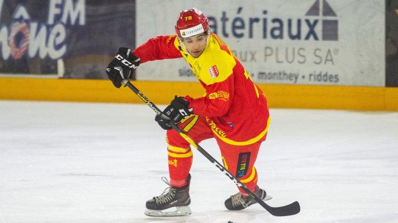 Hockey: battu à Winterthour, Sierre ne confirme pas sa victoire dans le derby