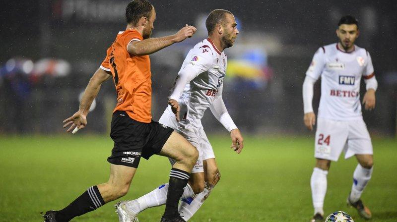 Le match FC Saint-Gall – FC Sion en trois points