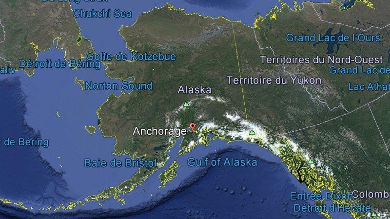 Avec près de 300'000 habitants, Anchorage est la ville la plus peuplée de l'Alaska.