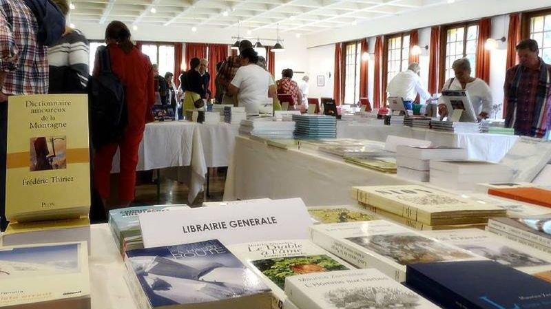 La Rencontre internationale du livre de montagne d'Arolla attirait un nombreux public. Il n'y aura pourtant pas de quinzième édition.