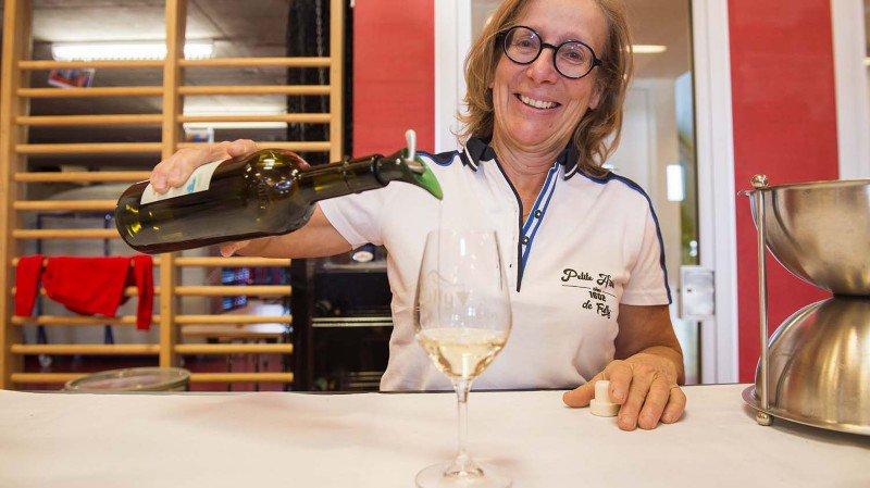 Marie-Thérèse Chappaz obtient une distinction supplémentaire qui souligne l'excellence de sa production.