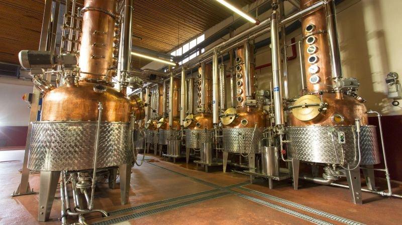 Comme une vingtaine d'autres entreprises de Martigny, la distillerie Morand ouvrira ses portes au public du 21 au 23 novembre.