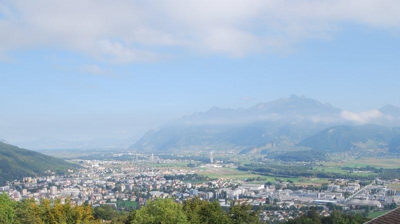 Chablais Région pourrait absorber Aigle Région dès 2020.