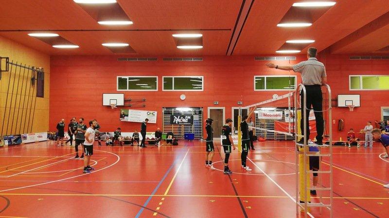 Fully gagne enfin, Rhône Volley et Martigny s'inclinent