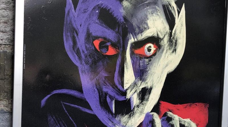 Saint-Maurice: Dracula fait un malheur