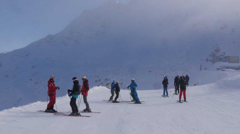 Démarrage de la saison de ski en beauté du côté de Verbier