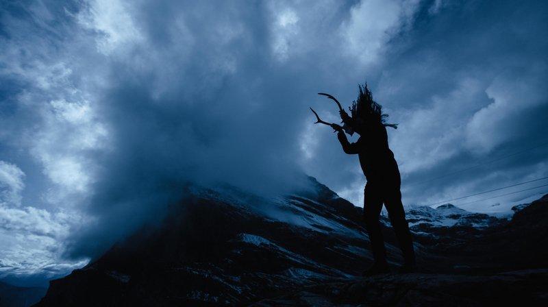 Les mythes et légendes du Valais ont inspiré Liz Tasa.