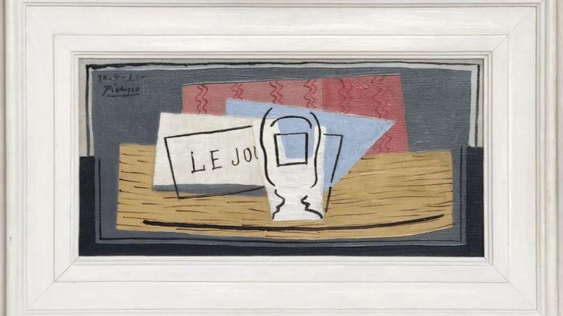 Offrez-vous un tableau de Picasso pour seulement 100 euros — Loterie