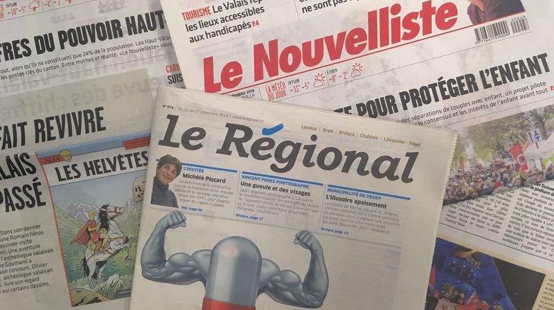 Si les communes se rallient au projet, le nouveau titre chablaisien pourrait voir le jour fin 2020.