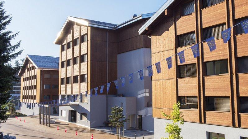 Le Régent College veut «se profiler de manière unique sur le marché des internats suisses».