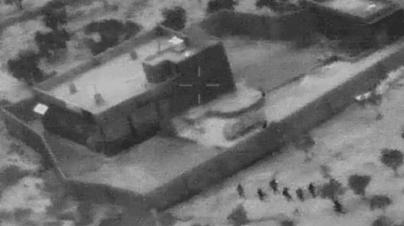 Syrie: Washington a diffusé les premières images du raid contre Abou Bakr al-Baghdadi