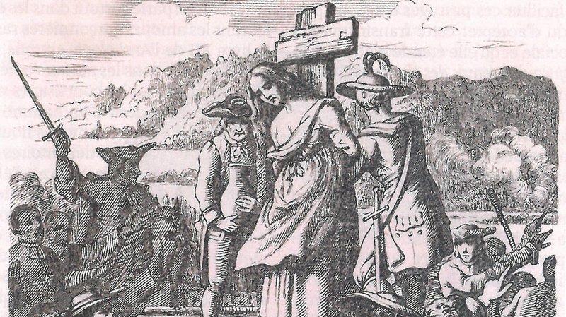 La chasse aux sorcières fait partie de l'histoire locale.