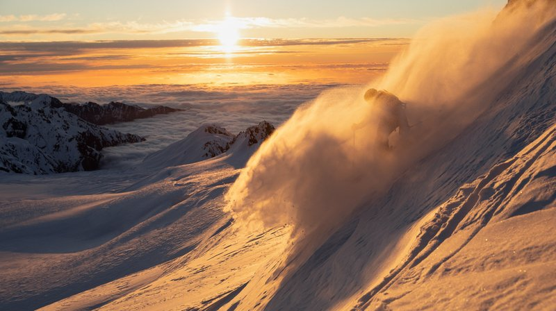 Le Champéry Film Festival en mettra plein les yeux des amoureux de montagne. Ici «Southern Alps», réalisé par Sébastien Varlet, qui ouvrira les feux vendredi à 20 heures.