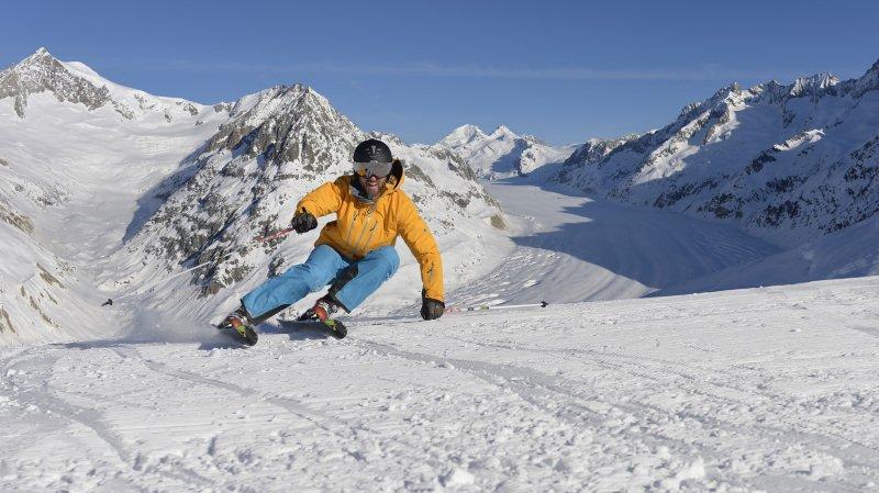 Sachez skier sans rien vous casser