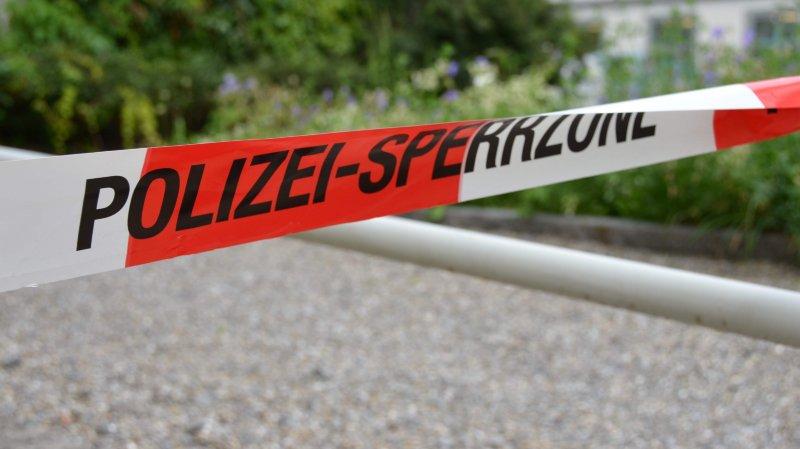 St-Gall: il poignarde mortellement sa femme avant de se jeter sous le train