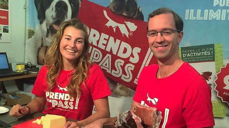 Le Pays du Saint-Bernard, invité d'honneur au Salon suisse des goûts et terroirs
