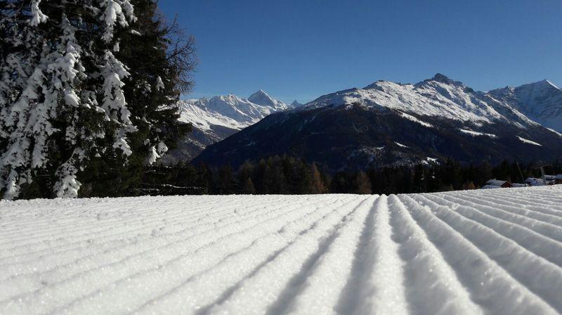 Ski: le vent joue les trouble-fêtes dans certaines stations