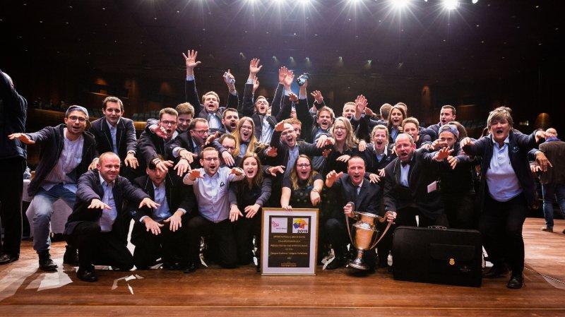 Un cinquième titre consécutif de champion suisse pour le Valaisia