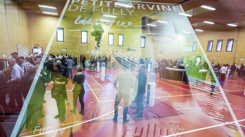 Fully: Arvine en Capitale, le salon de référence d'un vin emblématique du vignoble valaisan