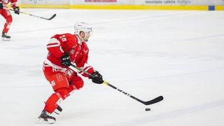 Hockey: le HCV Martigny bat Bülach 3-0