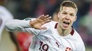 Football: La Suisse qualifiée à moins d'un tremblement de terre