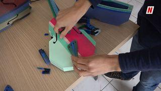 Valais: un Sierrois crée des violons pour débutants imprimés en 3D